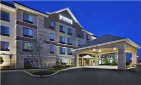 Nighttime Exterior - Staybridge Suites Columbia