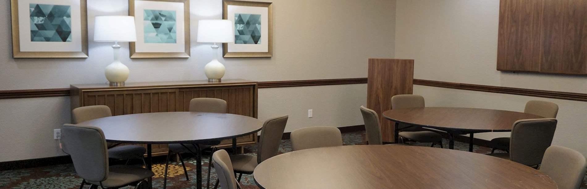 Meetings at Columbia Hotel, Missouri